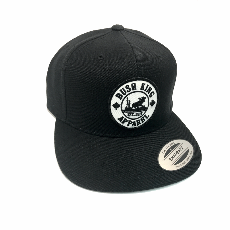 buy black snapback hat