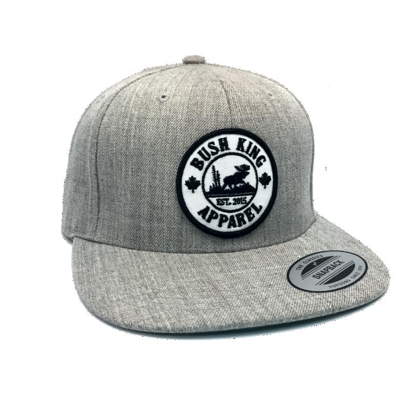 how to wear a flat brim hat