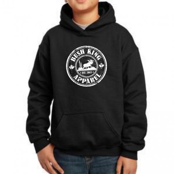 black youth hoodie